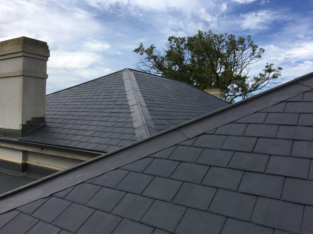 Slate Roofing in Hunters Hill